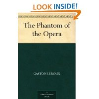 Phantom Of The Opera Kindle