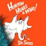 Horton Hears a Who Dr Seuss
