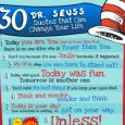Hello Dr Seuss lovers. While this is off-topic, today we stumbled upon a great infographic that you may be interested in looking at. This infographic, with 30 Dr Seuss Quotes, […]