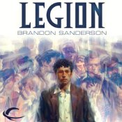 Legion Brandon Sanderson audio book