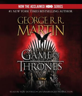 game of thrones audiobook collection