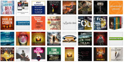 top audiobooks 2017