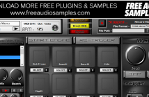 sonic xtc drum boxx synth free drum machine vst free audio samples. Black Bedroom Furniture Sets. Home Design Ideas