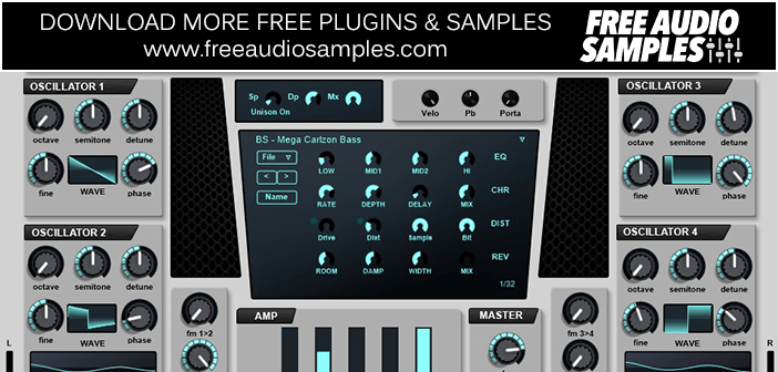 Free Synth VSTs Archives - Free Audio Samples