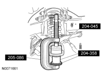 Ford Crown Victoria Lower Control Arm Diagram, Ford, Free