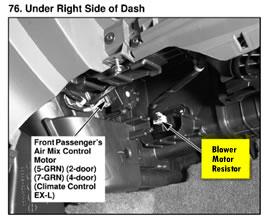 2008 Infiniti Wiring Diagrams Blower Motor Doesn T Work Freeautomechanic