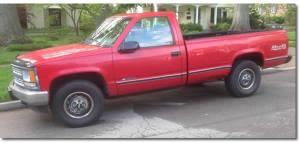 Security light stays on 1998 Chevy Silverado  FreeAutoMechanic Advice