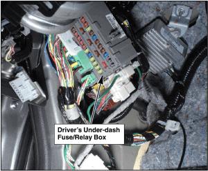 1996 Honda Accord Under Hood Fuse Box Power Accessory Socket 2009 Honda Accord