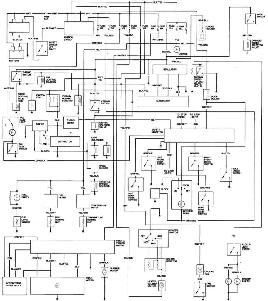 hight resolution of 1981 honda accord engine wiring diagram freeautomechanic advice light switch wiring diagram accord wiring diagram