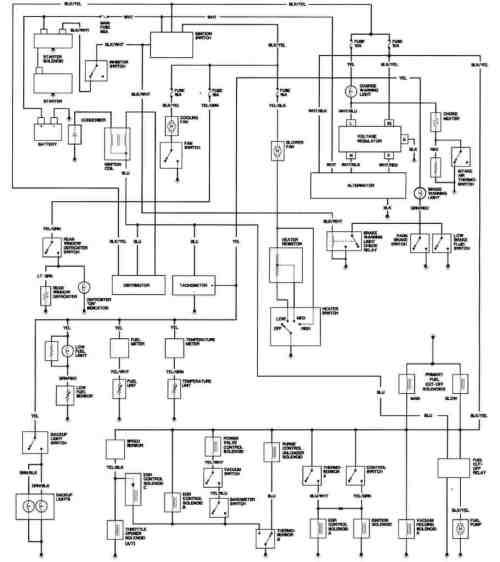 small resolution of 1981 honda prelude california engine wiring diagram honda prelude engine wiring diagram