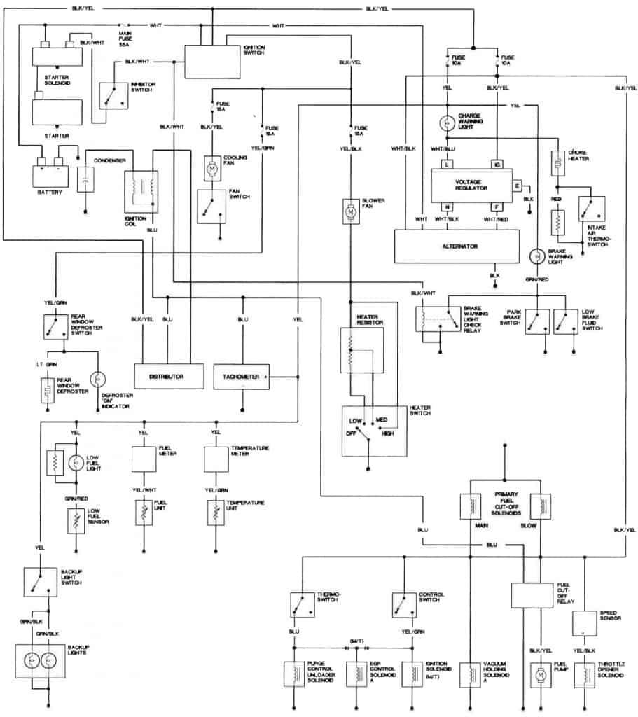 hight resolution of 1981 honda prelude engine wiring diagram freeautomechanic advice 1981 honda prelude engine wiring diagram