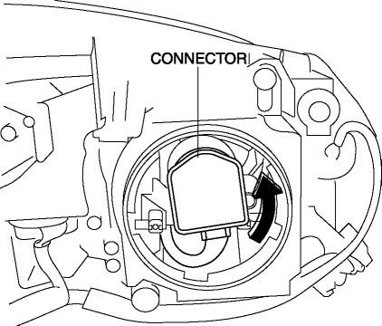 Mazda Rx8 Headlight Bulb, Mazda, Free Engine Image For
