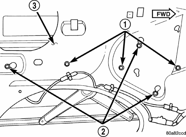 2002 Dodge Dakota Power Window Wiring Diagram. Dodge