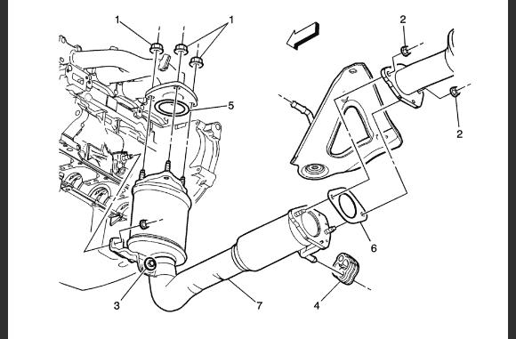 2010 Chevy Equinox Catalytic Converter Wiring Diagrams