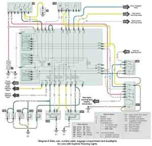 Skoda Fabia 2015 Headlight Wiring Diagram