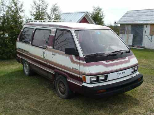 small resolution of 1985 toyota van