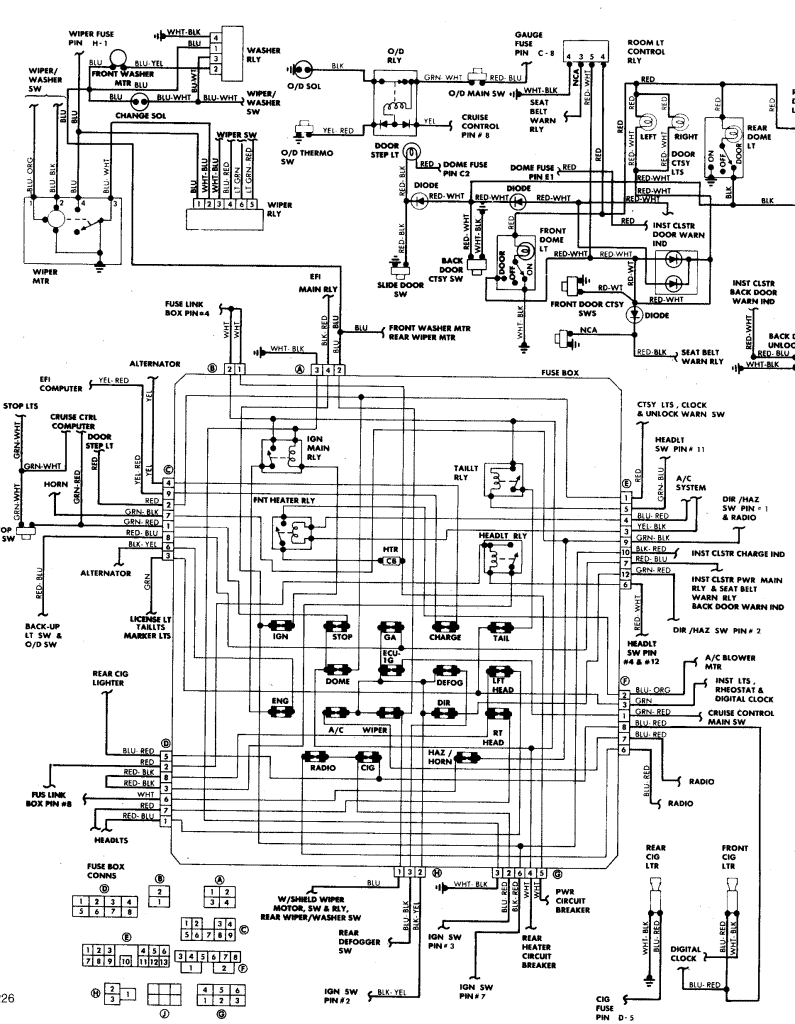 [DIAGRAM] Telephone Box Wiring Diagram FULL Version HD