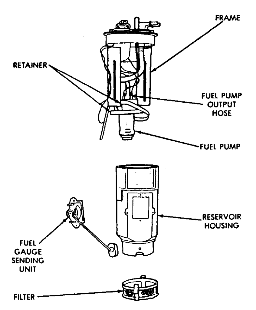 medium resolution of fuel pump diagram 1993 dodge w150