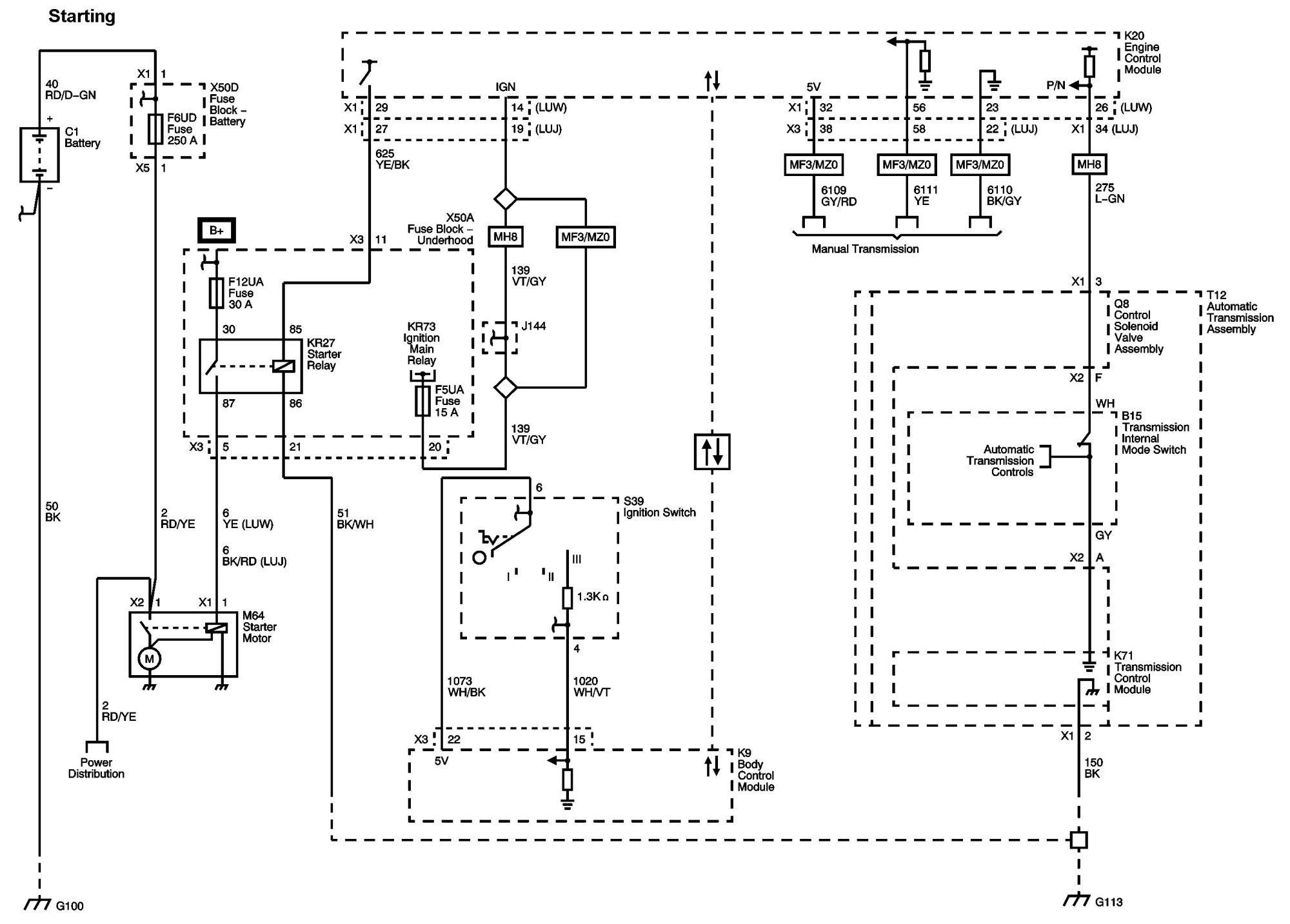 hight resolution of chevrolet wiring basic starting wiring diagram centre chevrolet wiring basic starting