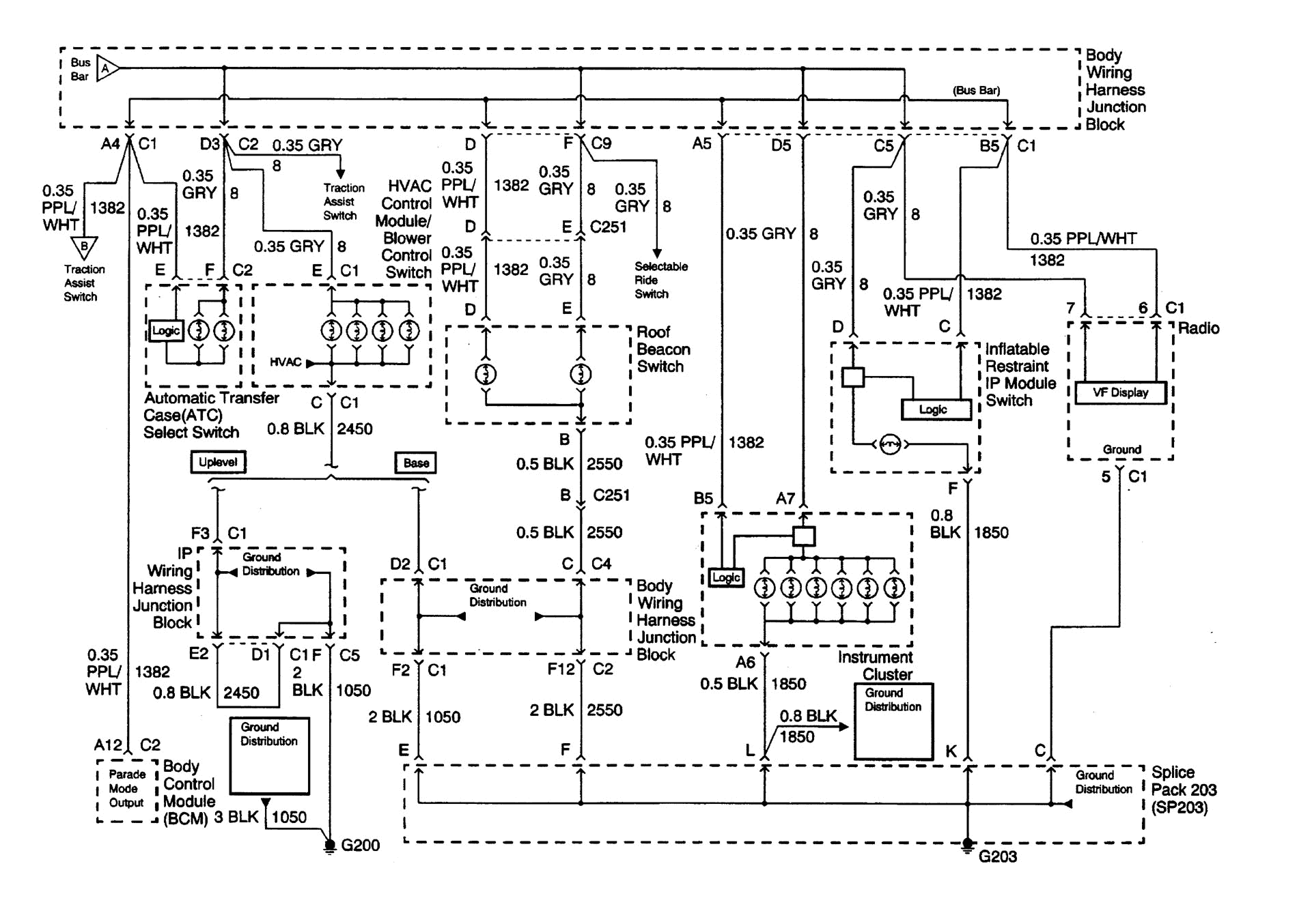 [DIAGRAM] 2003 Chevy Silverado 2500 Wiring Diagram FULL