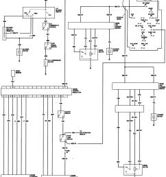 cj7 wiring diagram large electrical wiring diagram1986 jeep cj7 chassis 1 of 2 large  [ 1112 x 1295 Pixel ]