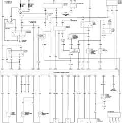 Jeep Tj Radio Wiring Diagram Sunpro Super Tach Ii 1987 Wrangler 2 5l Engine Freeautomechanic