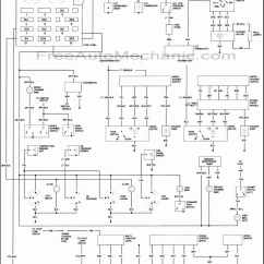 Tj Wiring Diagram Of Skull Superior View Anatomy 1987 Jeep Wrangler Body 1 Freeautomechanic
