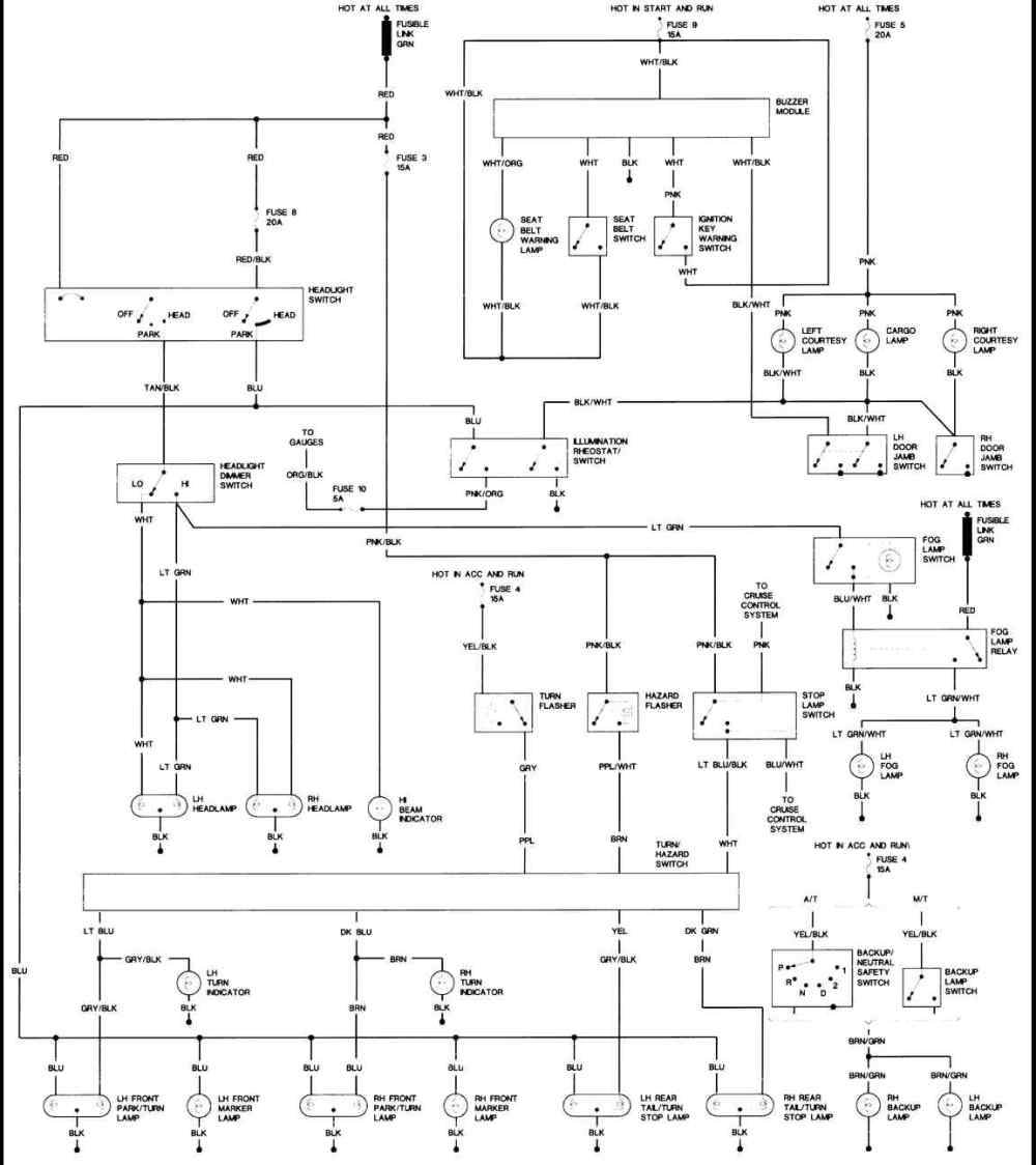 medium resolution of 1987 jeep wrangler fuse box get free image about wiring chassis wiring diagram 1994 jeep 1994