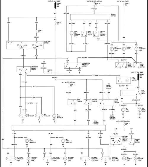 small resolution of 1987 jeep wrangler fuse box get free image about wiring chassis wiring diagram 1994 jeep 1994