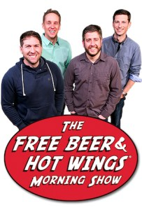 Free Beer and Hot Wings show cast