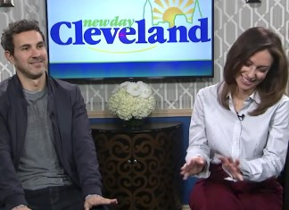 Free Beer and Hot Wings Comedian Mark Normand Hilariously Derails Cleveland Local News Morning Show