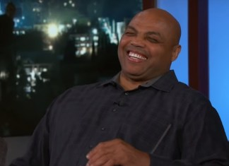 Charles Barkley Has A Big, Beautiful Man Crush On Tom Brady