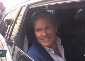 David Hasselhoff Teases Possibility Of 'Knight Rider' Reboot