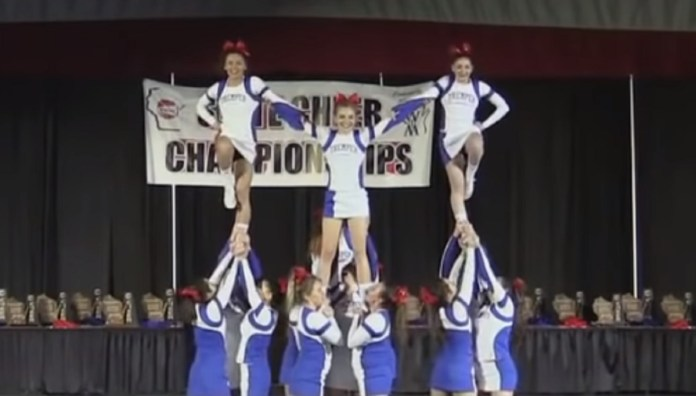 High School Cheerleading Coaches Called Out By ACLU For Sexual Harassment And Body Shaming