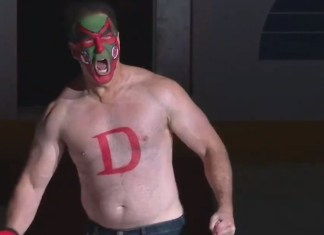 Former 'Seinfeld' Star Comes Back In-Character And Wipes Out After New Jersey Devils Puck Drop