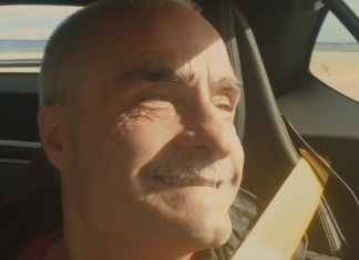 Son teams Up With Mercedes Benz To Fulfill Blind Father's Lifelong Dream