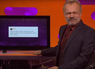 Graham Norton Reads Celebrities Thirsty Tweets From Fans