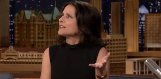 Julia Louis-Dreyfus Shares How 'Veep' Has Made Her More Comfortable Swearing