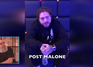 Viral Dancing Beardo Gets Surprise From Ellen & Post Malone