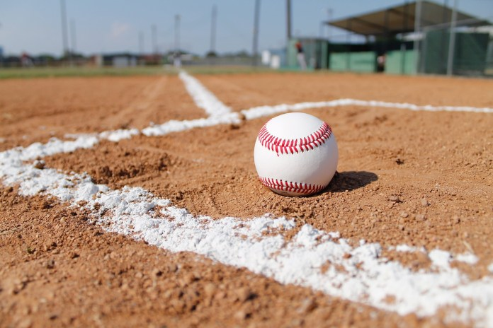 High School Baseball Coach On Leave After Setting Field On Fire With Gasoline To Dry It outbaseball-field-1563858_1920