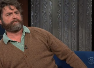 Zack Galifinakis Talks About Getting Recognized And Mistaken For Chuck Norris