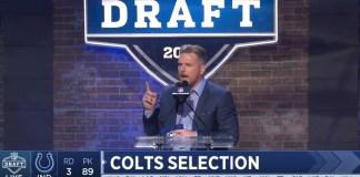 Pat McAffee 'Wins' The NFL Draft