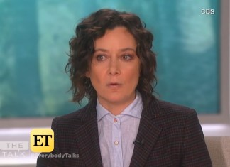 Sara Gilbert Announces She Is Leaving 'The Talk'