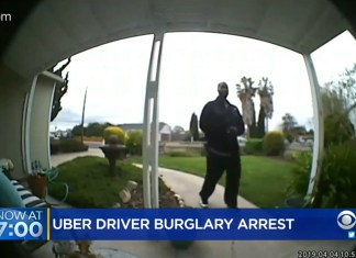 Uber Driver Tries To Rob Couple After Giving Them Ride To Airport