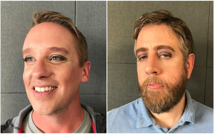 Free Beer and Hot Wings Pretty Boy Makeover: Team Kelly