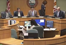 City Council Interrupted by a Suspected Swear-Cough