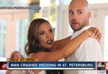 Florida Man Arrested After Crashing Newlyweds' First Dance