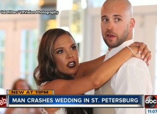 Florida Man Arrested After Crashing Newlyweds' First Dance