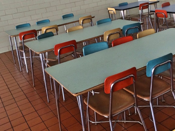 Shamokin School Cafeteria Lady Accused Of Firing A BB Gun At Children