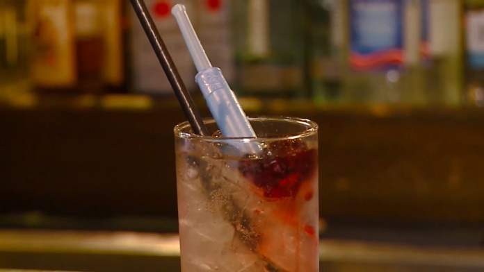 Menstrual-Themed Cocktail Cramping Ohio Bar's Style